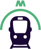 Metro naar Naturalis