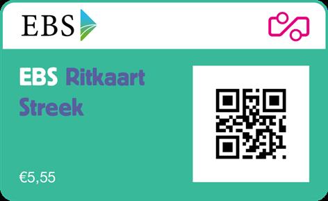 EBS Ritkaart Streek