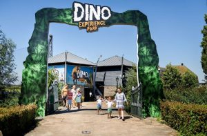 Visit Dino Experience Park with the Tourist Day Ticket