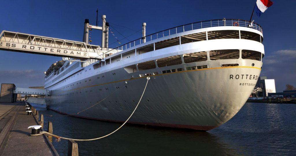 SS Rotterdam Tourist Day Ticket