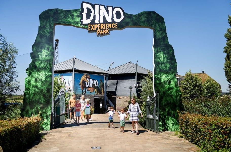 Dino Experience Park Tourist Day Ticket