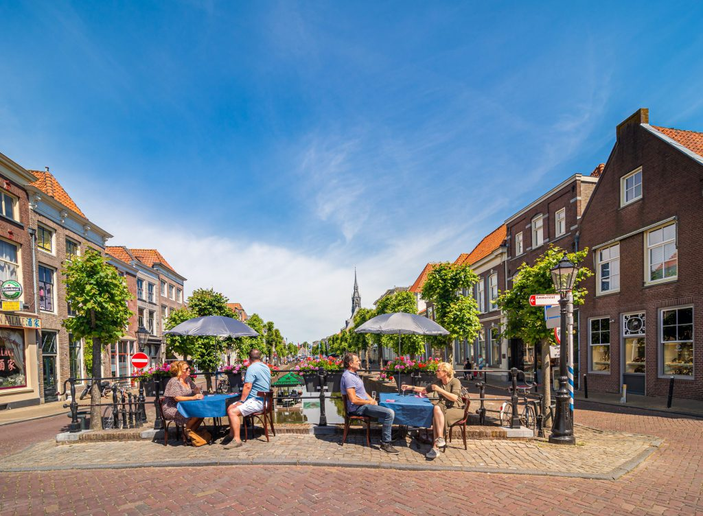 Schoonhoven Tourist Day Ticket route
